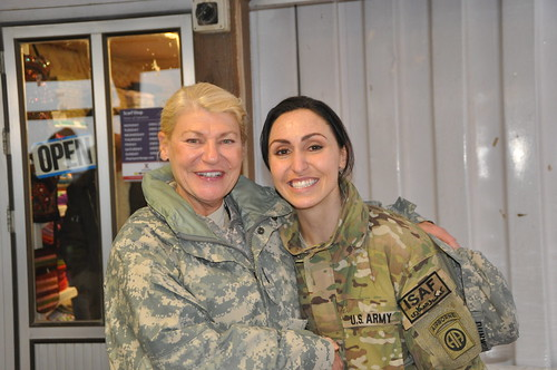 GEN Ann E. Dunwoody and Ms. Shyu visit the 401st AFSB | by 401st_AFSB