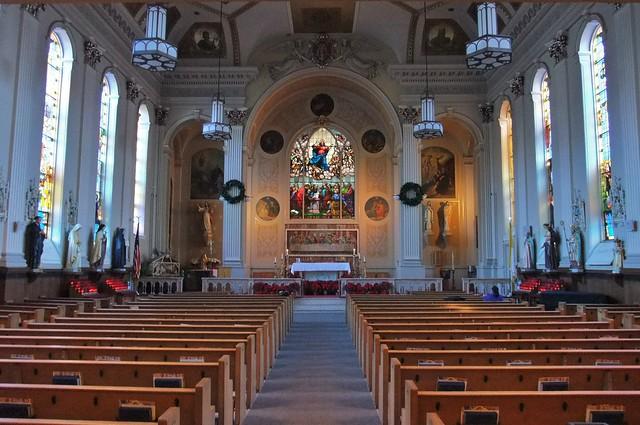 Assumption Catholic Church, Chicago, IL