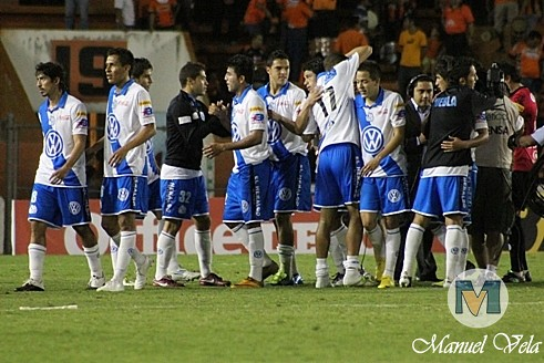 IMG_0432 El Puebla FC con consiguió su primer triunfo de la temporada al vencer 1-0 a los Jaguares de Chiapas J4 TC2012 Estadio Zoque por Mv Fotografía Profesional / www.pueblaexpres.com