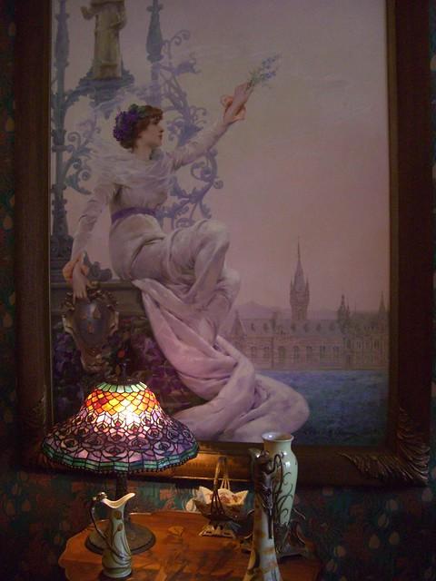 Musée Maxim's, 3 rue Royale, Paris VIIIe – exposition « Moi, Sarah Bernhardt »
