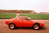 Marcello Gandini - Lancia-Stratos-1971-72