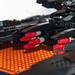 The Batwing - Front Torpedo Detailshot