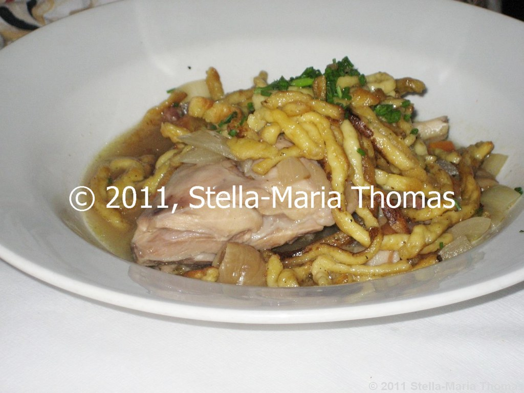 BALTIC, NOVEMBER - BRAISED RABBIT WITH FIGS, BACON AND SPAETZLE 005