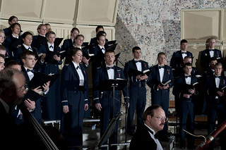 Cadet Chorale, local musicians perform Handel's 'Messiah'