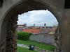 Skalica od hradeb u rotundy, foto: Petr Nejedlý