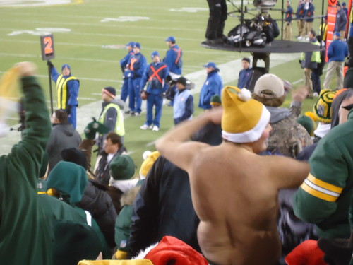 Packers - Bears Game   by Brian Giesen