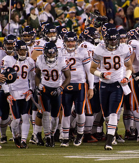 Chicago Bears | by Mike Morbeck