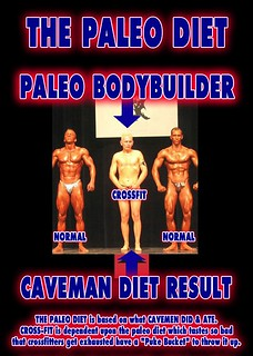 Paleolithic Bodybuilder - Paleo Diet Crossfit Exercise Paleolithic Caveman Richard Nikoley PaleoHacks Bodybuilding -2