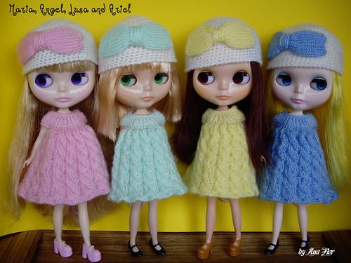 New Dresses***
