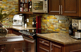 Bar/Kitchen Finished Basement | by finishedbasement.ca