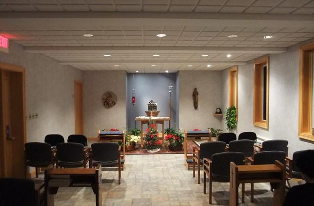 St. Charles Borromeo Catholic Church, Adoration Chapel, Parma, OH