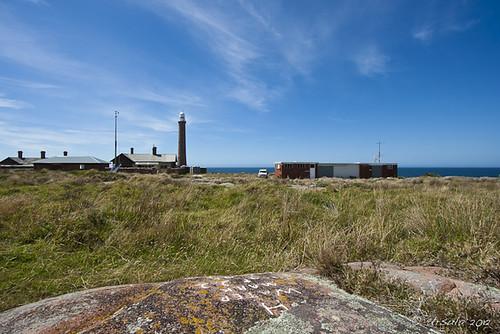 blue sky lighthouse buildings island view australia vic gabo gaboislandadventure merimbulaairservices gabolighthouse