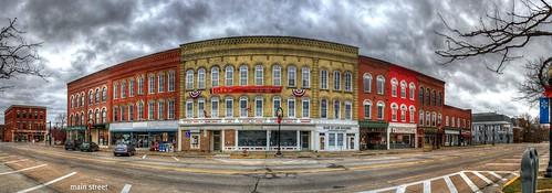 street ohio panorama frank main hdr painesville photomatix szekely