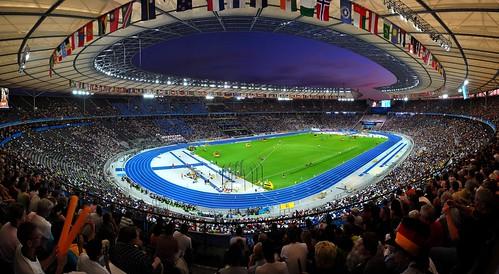 Olympic Stadium - Berlin, Germany | by UltraView Admin