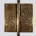 "Price: $495/pair Dimensions: 6&quot; x 6&quot; (not including finials)   Material: cast-brass Finish: antique-brass, unlacquered    Please contact us for current availability (pricing subject to change).    <a href=""http://www.thedoorstore.ca"" rel=""noreferrer nofollow"">www.thedoorstore.ca</a>"