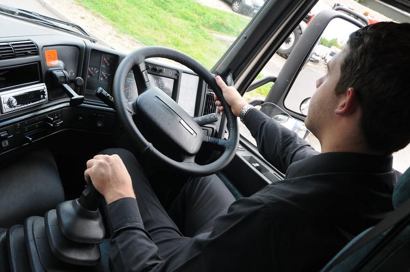 hgv vehicle training