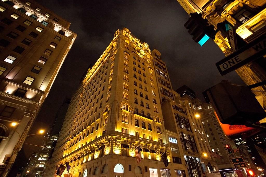 NYC St Regis Hotel