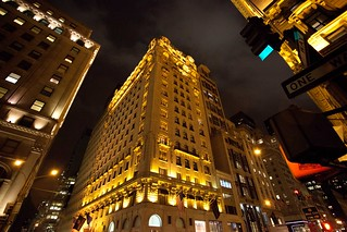 NYC St Regis Hotel | by C Shore