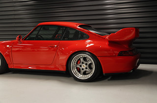 1996 Porsche 911 993 GT2 | by TheCarSpy