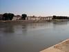 Arles, nábřeží, foto: Luděk Wellner