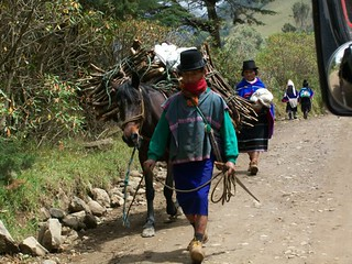 Guambiano Indians in Silvia, Cauca | by The Colombian Way