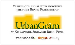 Pune Real Estate Market News! Pate Developers, the first franchisee of affordable real estate property, 'UrbanGram'!