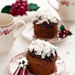 Chocolate Xmas muffins
