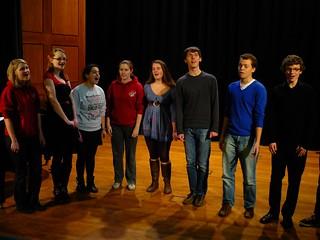 Extra 1: Choir Rehearsal (11-12-01) | by veganpixel