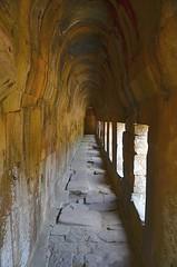 Preah Vihear Temple - hallway