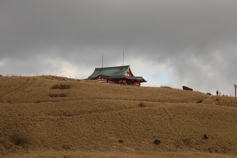 駒ヶ岳山頂神社