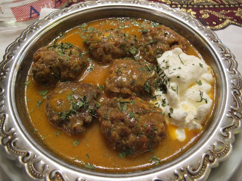 Bosnian Meatballs