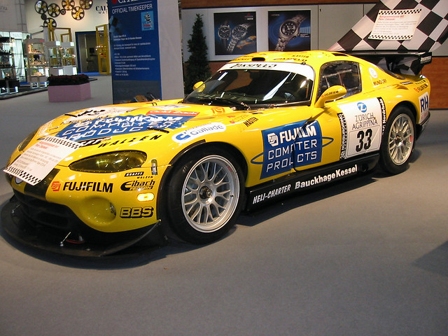 Dodge Viper GTS-R (1)