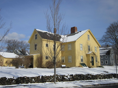 The Yellow House | by Elizabeth Thomsen