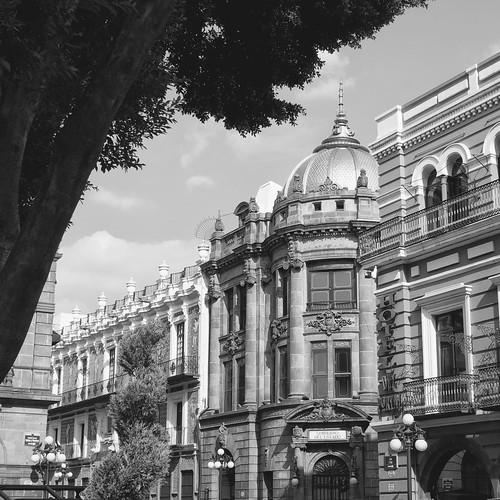 Via Atlixcayotl, Puebla