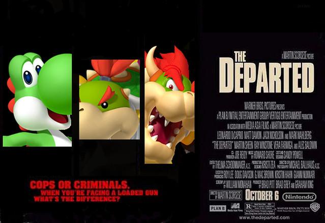 The Departed (Mario Version)