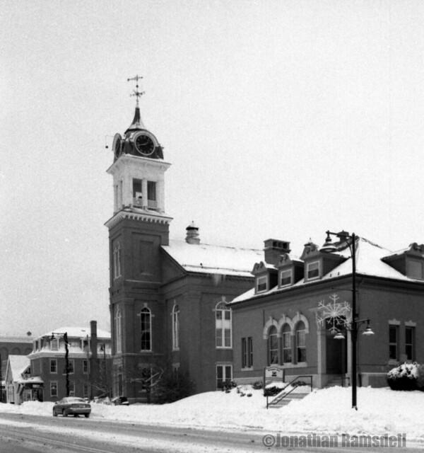City Hall, Saco, Maine