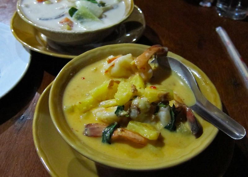 Red Curry. Koh Mak, Thailand