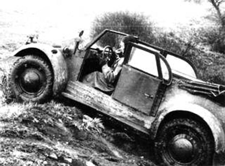 Kübelwagen prototype ???