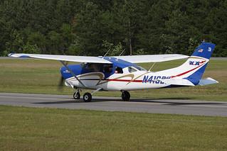 Cessna 210D Centurion N418DK