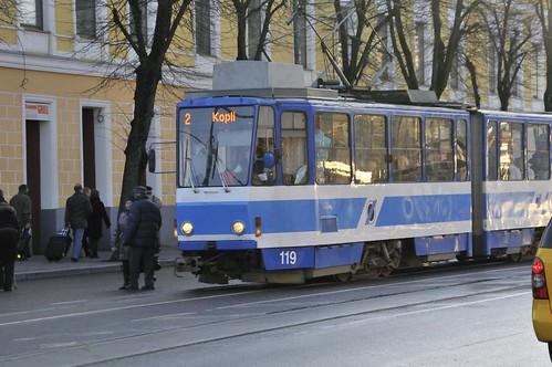 Tram | by markhows