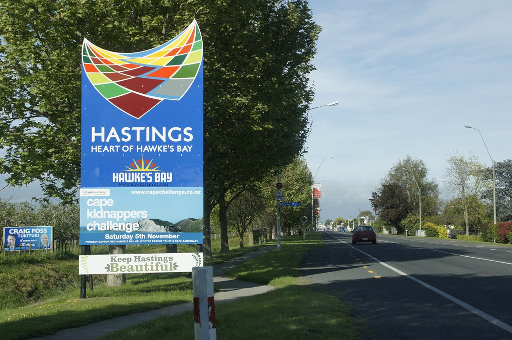 Hawkes Bay Farmers Market, Hastings