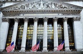 New York Stock Exchange / (NYSE) | by Images George Rex