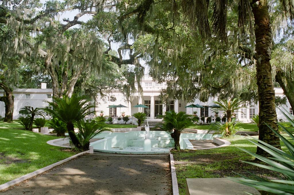 Reynold's Mansion, Sapelo Island, Georgia