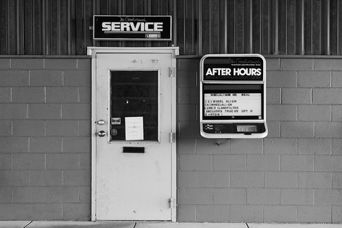 After Hours Service | by Mike Pulsifer