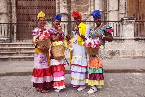 women of cuba
