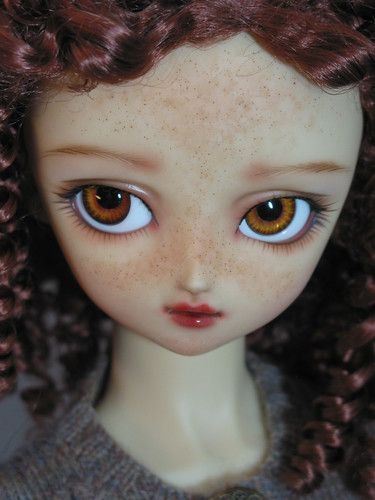 Volks Nono, Faceup by Robbin Atwell | by Robbin With 2 Bs