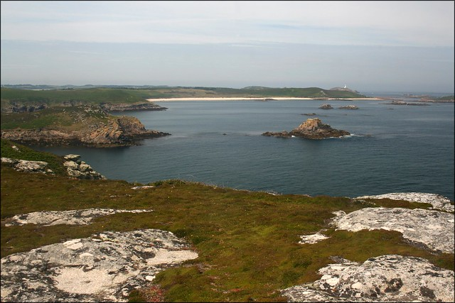 View from St Martins Head