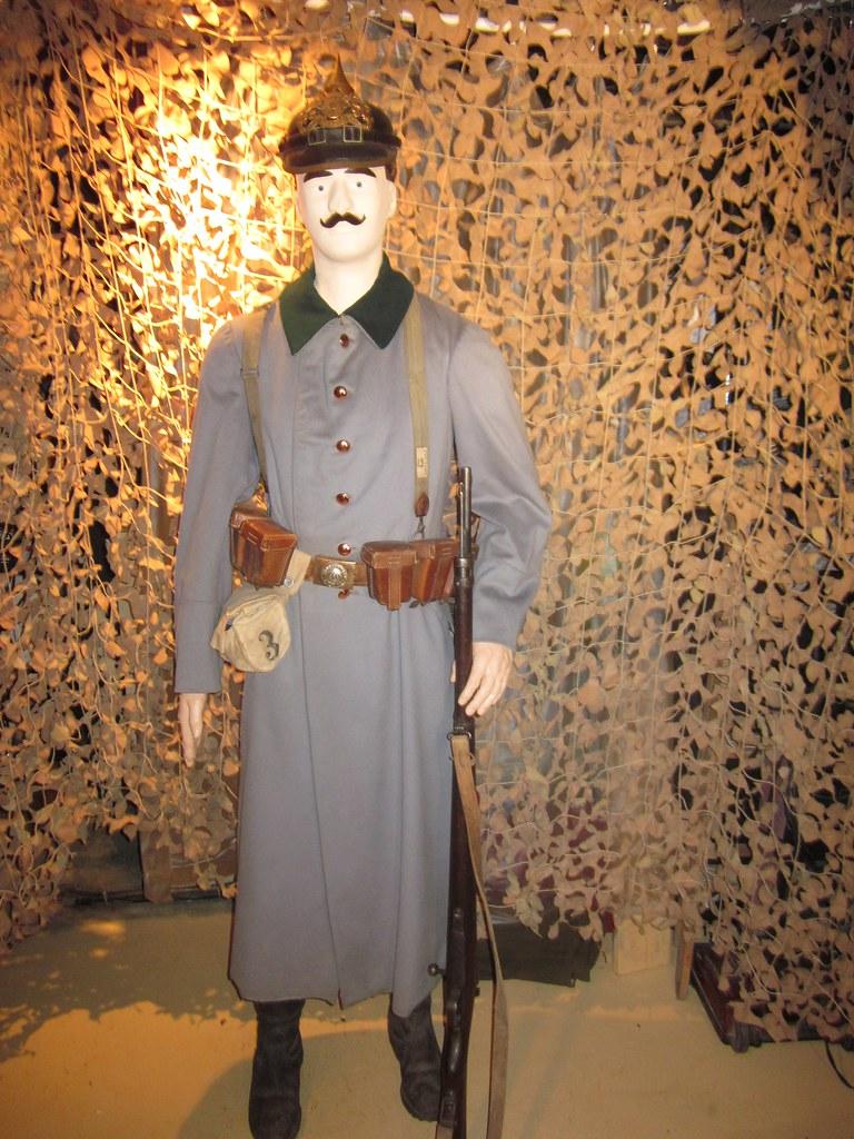 WW1 German Bavarian Infantry Uniform 1915   Bavarian Infantr