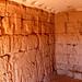 Meroe – reliéfy uvnitř pyramidy, foto: Andrea Kaucká