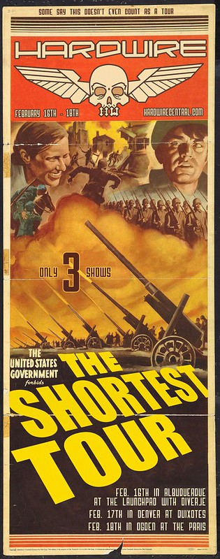 The Shortest Tour Poster